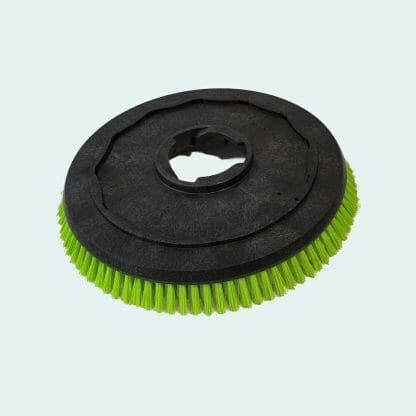 Numatic Schrubbürste grün Rücken